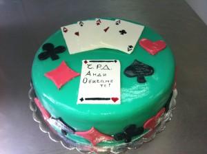 Торта Четири Аса